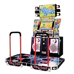 Dance Dance Revolution 5th Mix Jap Ver