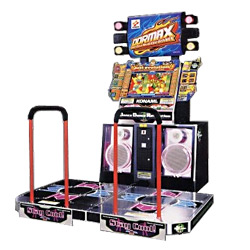 Dance Dance Revolution 6th Mix Jap Ver - DDR MAX