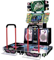 Dance Dance Revolution 8th Mix Jap Ver - DDR Extreme
