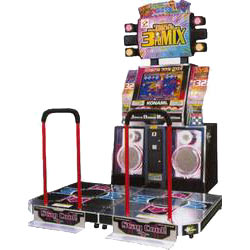 Dance Dance Revolution 3rd Mix Jap Ver