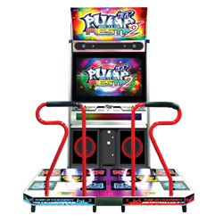 Pump It Up 2013 FIESTA2 CX -42 inch dancing machine