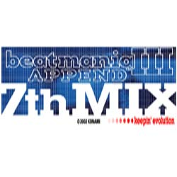 Beatmania III Append 7th Mix Jap Ver