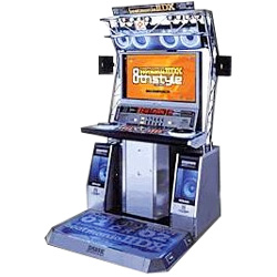 Beatmania II DX 8th Style Jap Ver