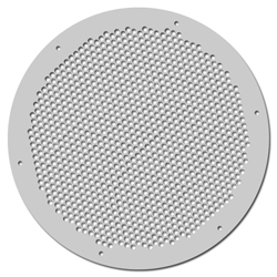 Large Stainless Steel Speaker Cover