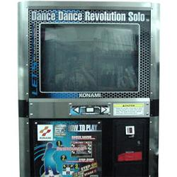 Dance Dance Revolution Solo Bass Mix - Cabinet Only (without monitor)